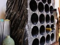 Fossil Wine Rack