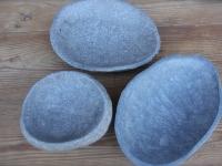 Stone bowls